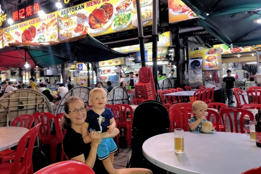 Riley Turns One in Malaysia