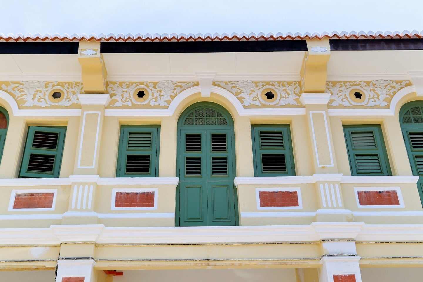 renovated shop house in George Town Penang Malaysia