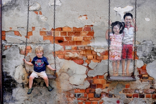 Penang Street Art & Georgetown Wrap-Up