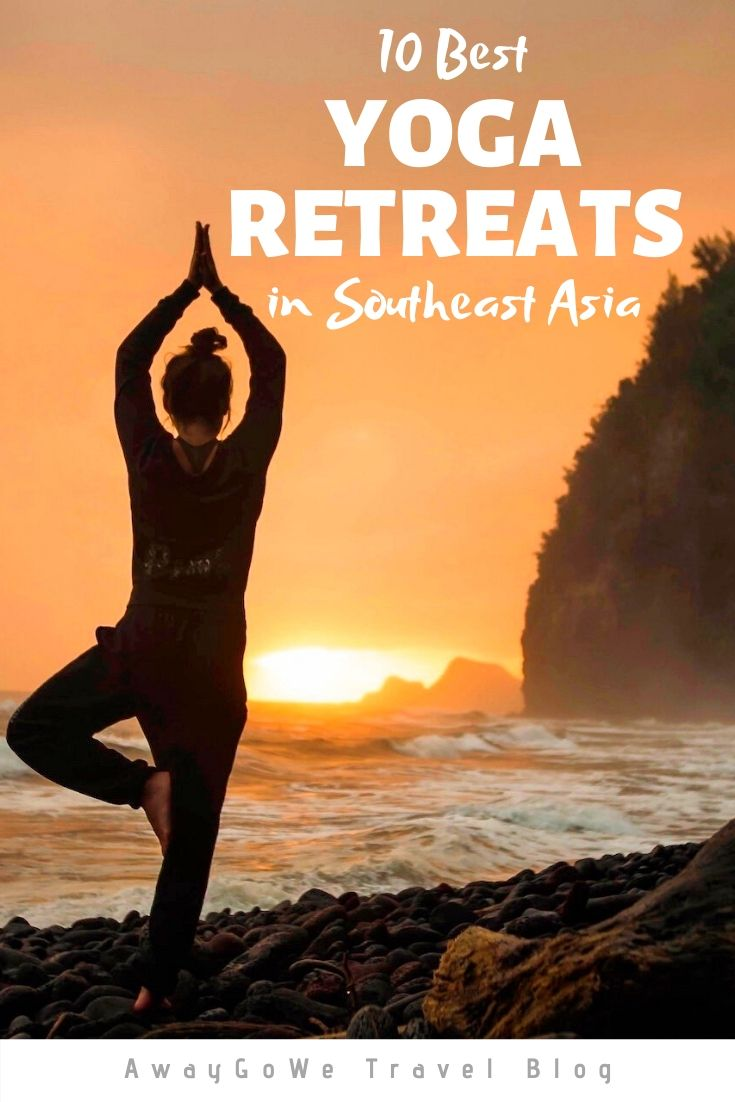 yoga retreat Asia Southeast edition