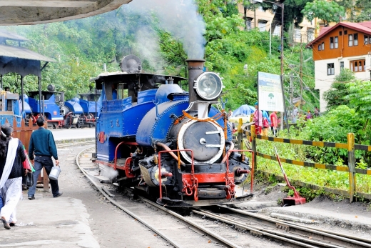 Darjeeling Toy Train: Guide to Riding the Himalayan Railway