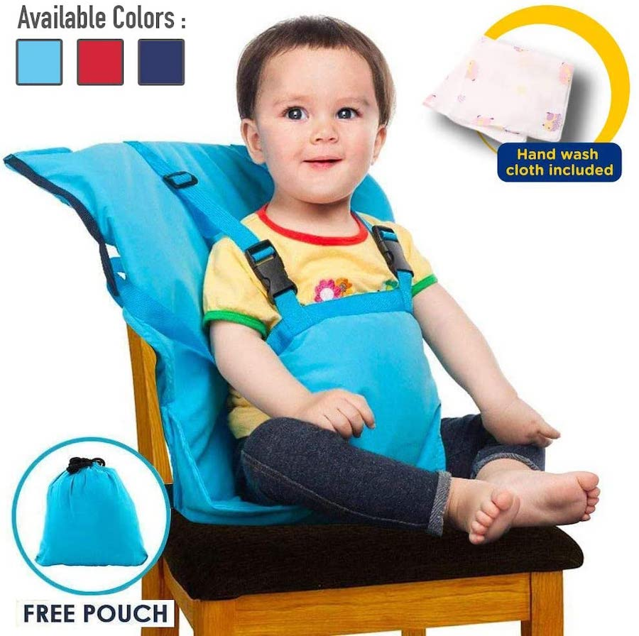 soft high chair toddler travel essentials gear packing list