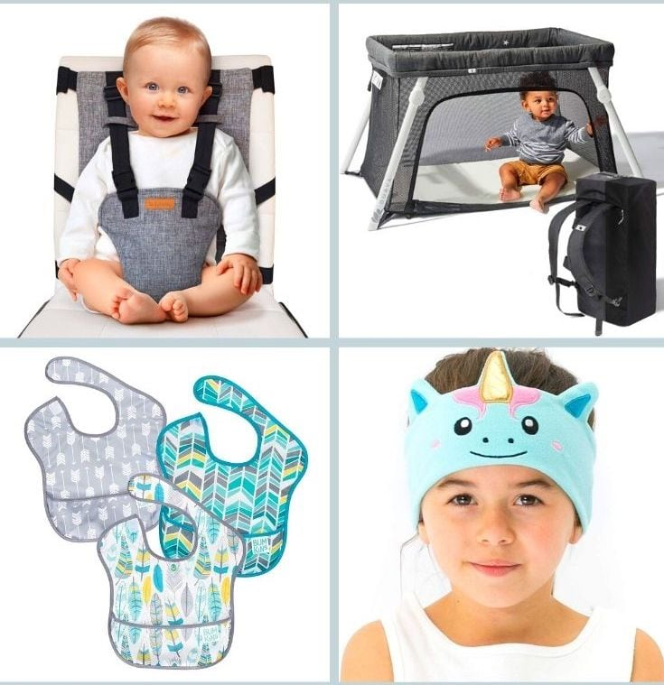 16 Life-Changing Baby & Toddler Travel Essentials!