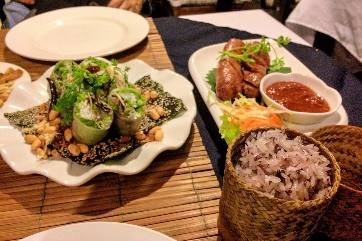 Tamarind Cafe where to eat Luang Prabang