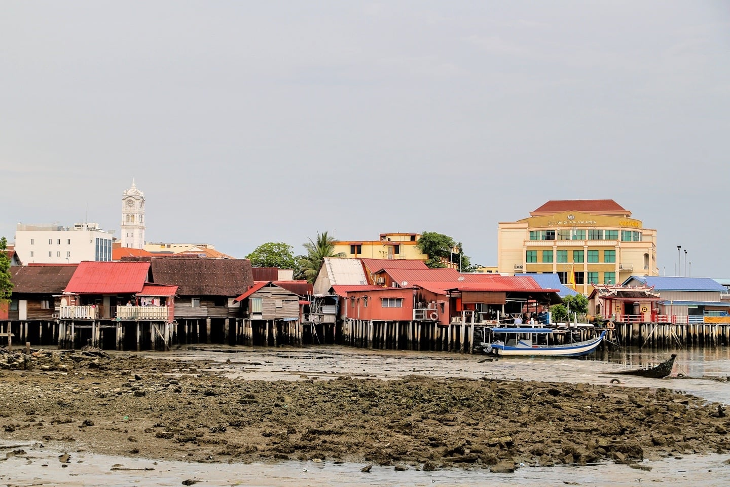 best things to do in Penang Clan Jetties