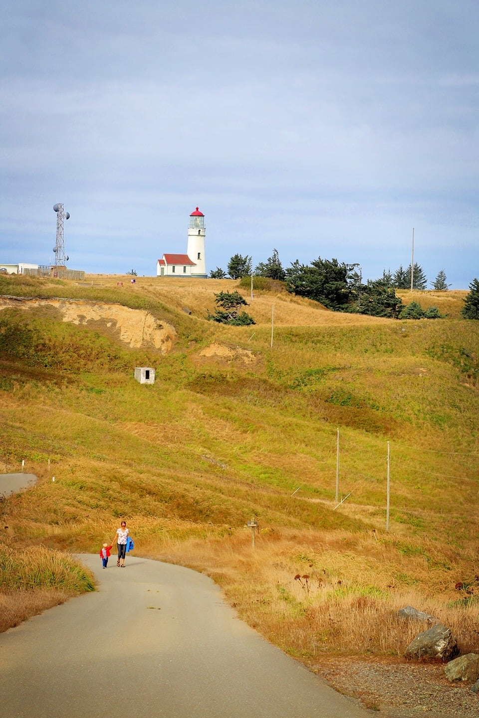 Cape Blanco State Park and Lighthouse