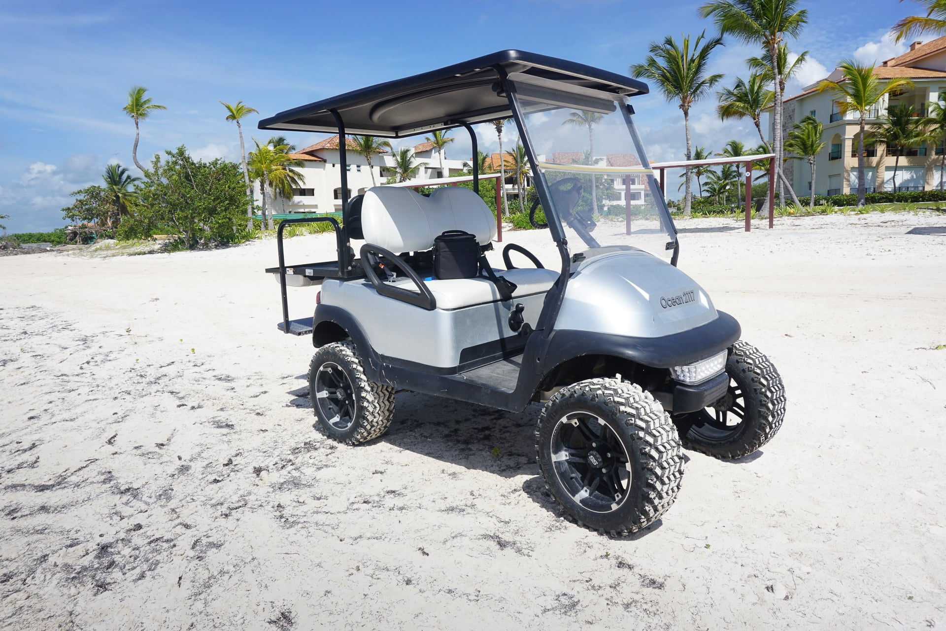 guide to buying a used golf cart