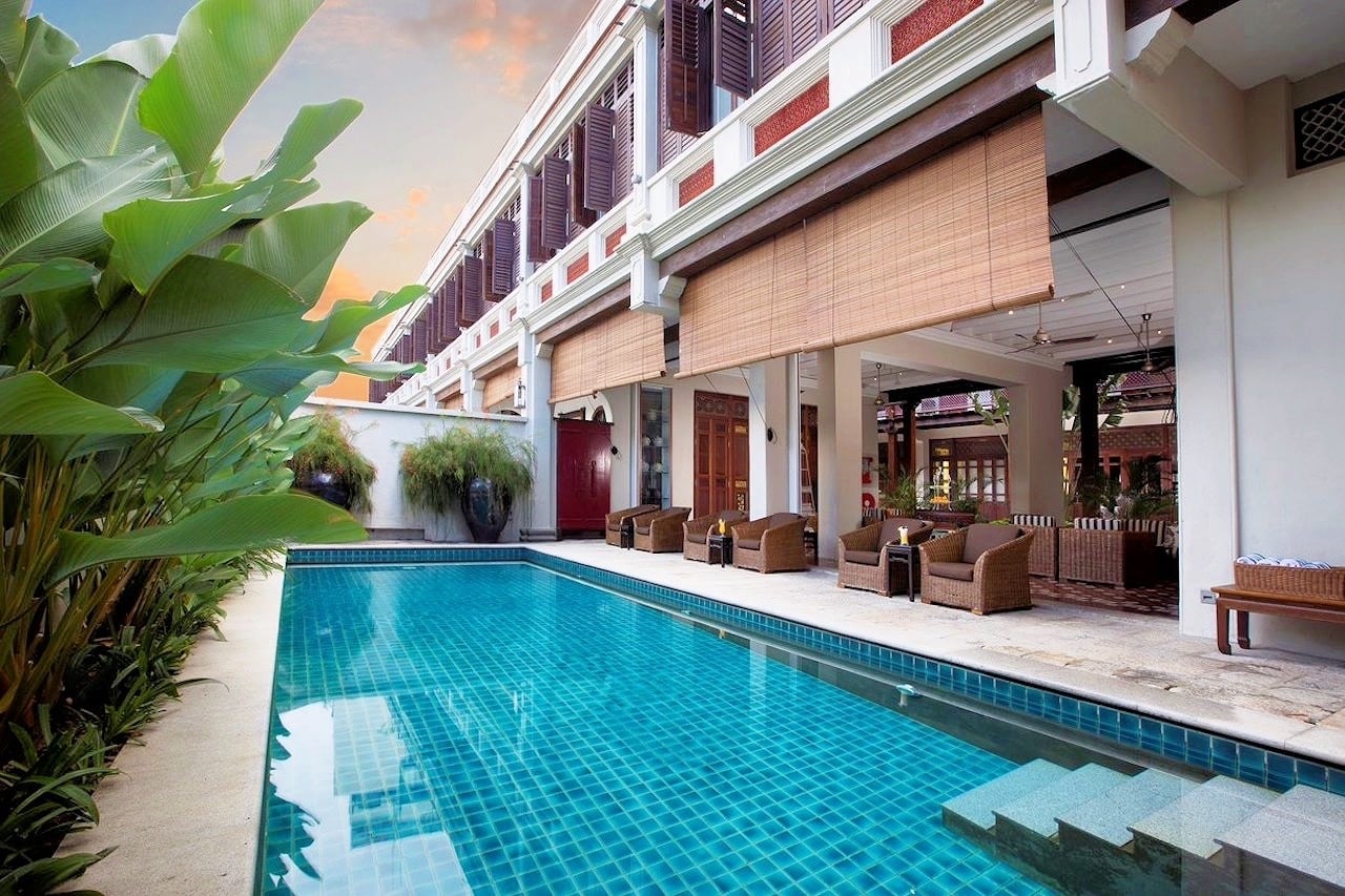 hotel with swimming pool best hotels in Penang Malaysia